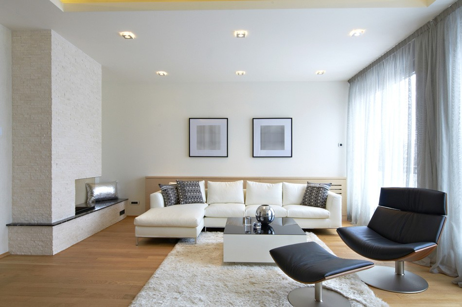 flooring for living room options decor with brown leather sofas top