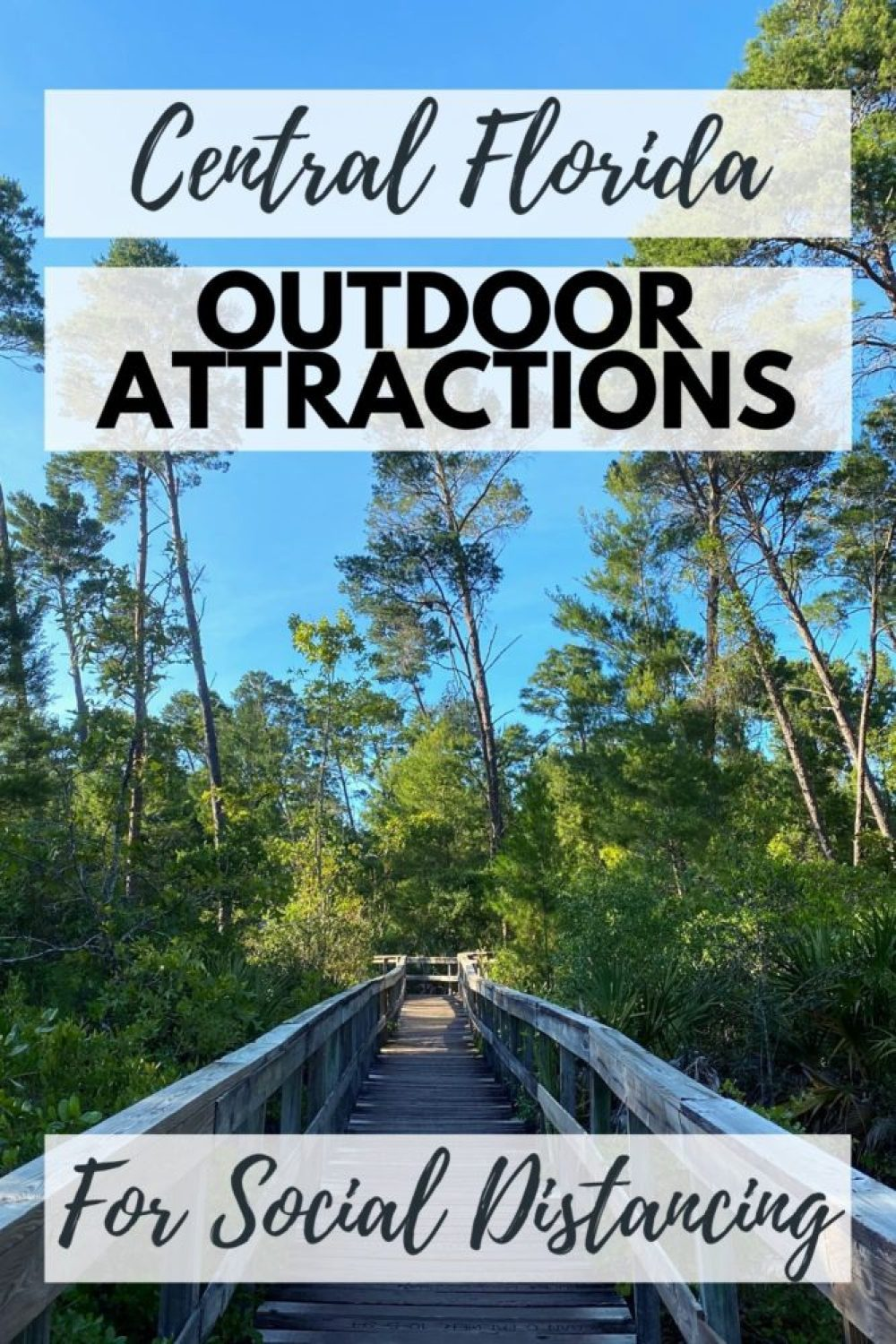 Central Florida Attractions Open During COVID-19 - The ...