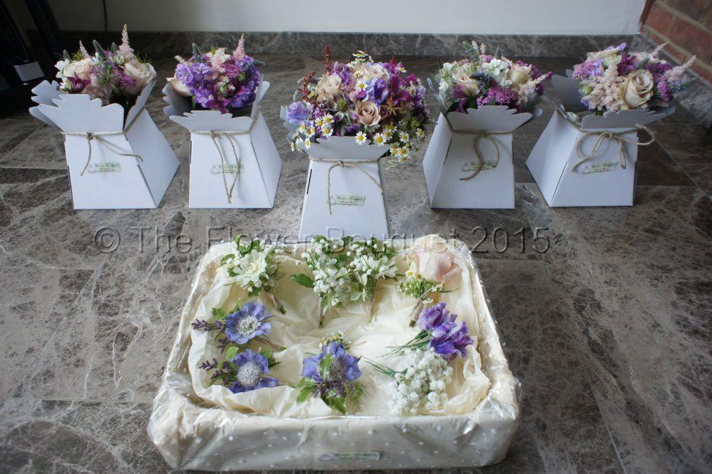 Wedding Flowers Ashford Kent