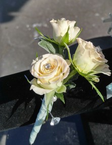 Prom Boutonniere Flowers NC