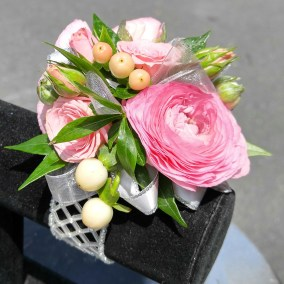 Prom Corsage by The Flower Diva NC