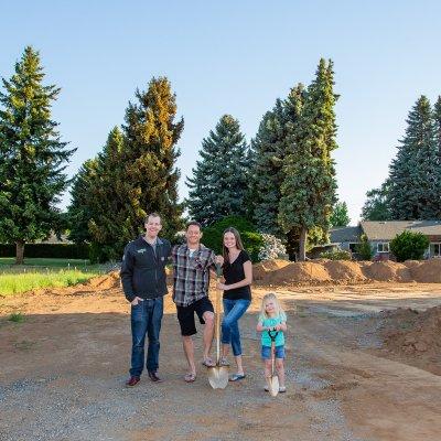 Breaking Ground on Our Modern Farmhouse