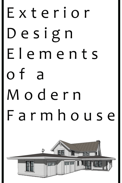 modern farmhouse elements