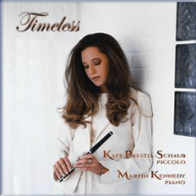 CD Review of Timeless by Kate Prestia-Schaub