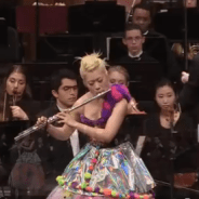 Flute Fashion: This Season's Best Recital Dresses by Fluterscooter