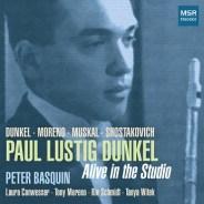 Paul Lustig Dunkel Alive in the Studio Album Review