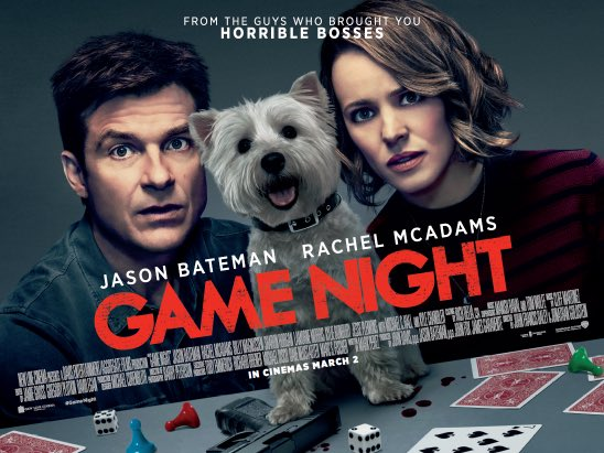 Image result for movie game night