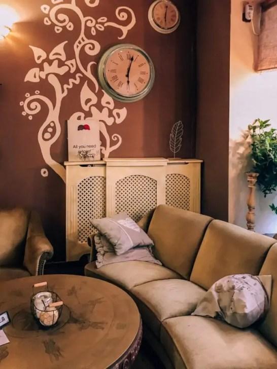 Zielona Sofa, Walbrzych