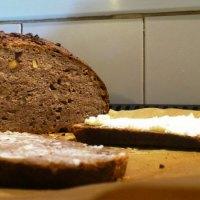 לחם שיפון על בסיס מחמצת שאור
