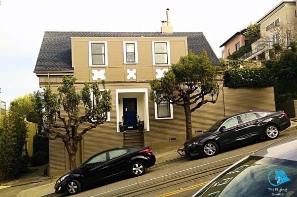 Steep streets of San Francisco