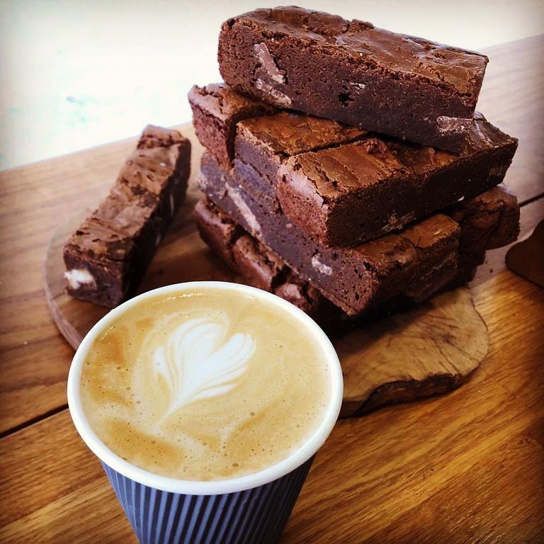 Homemade Naughty Brownies!