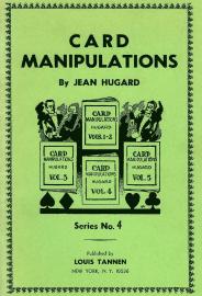 Jean Hugard Card Manipulations Vol 4 Book
