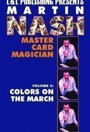 Martin A. Nash Master Card Magician V3