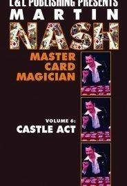 Martin A. Nash Master Card Magician V6
