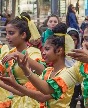 Canberra – warming up with its International Curry Festival