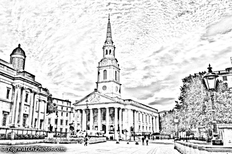 St Martin in the Fields