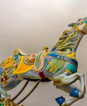French carousels – colourful past and present