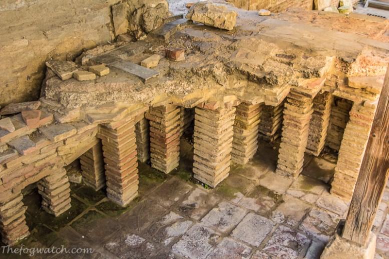 Hypocaust - Arles