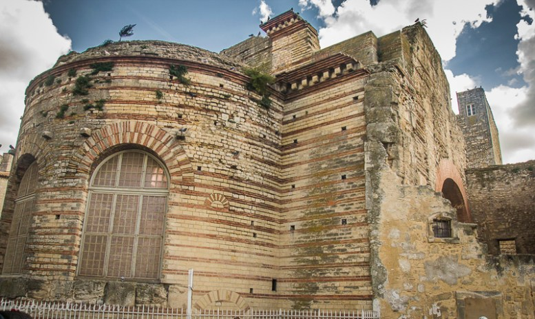 Therme de Constantine - Roman baths, Arles