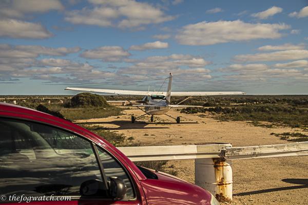 Nullarbor airport