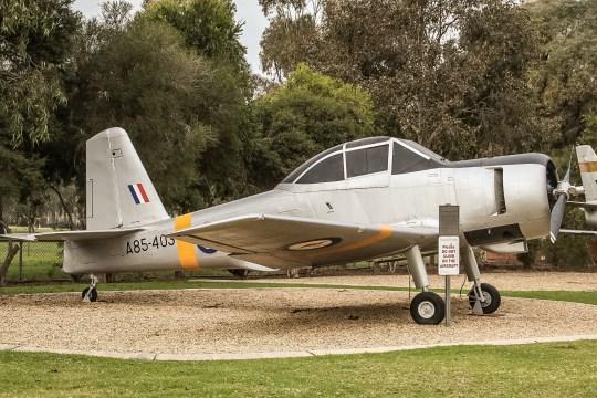 Winjeel aircraft