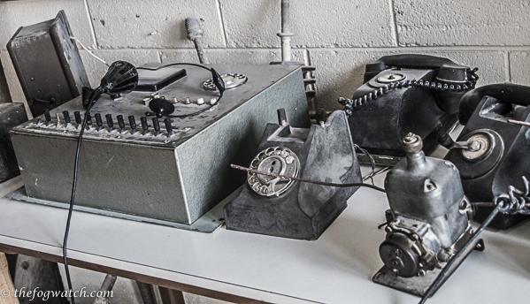 telecommunications equipment Eucla Museum