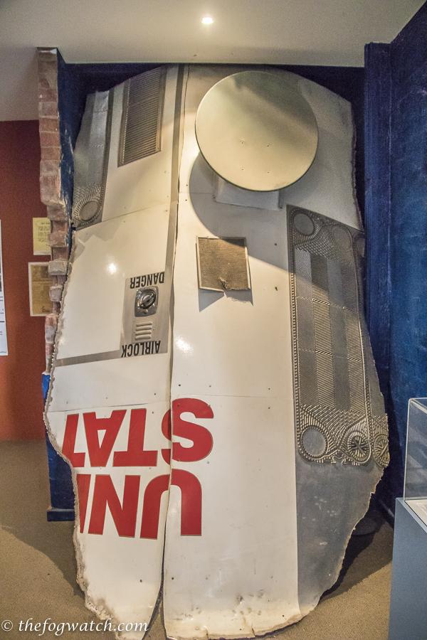 Skylab fragment
