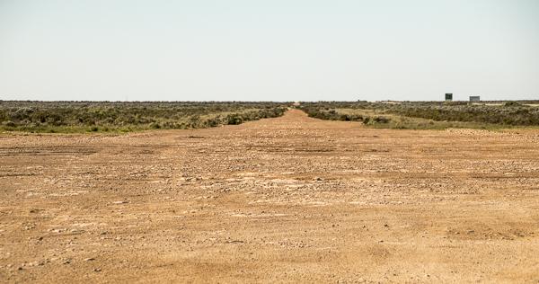 Original Nullarbor Highway