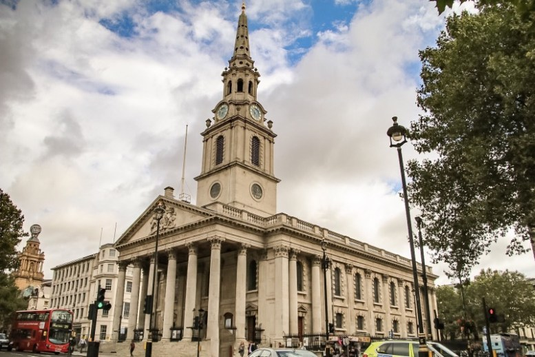 St Martin in the. Fields