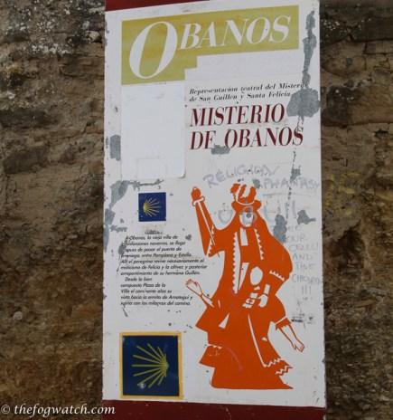 Obanos mystery