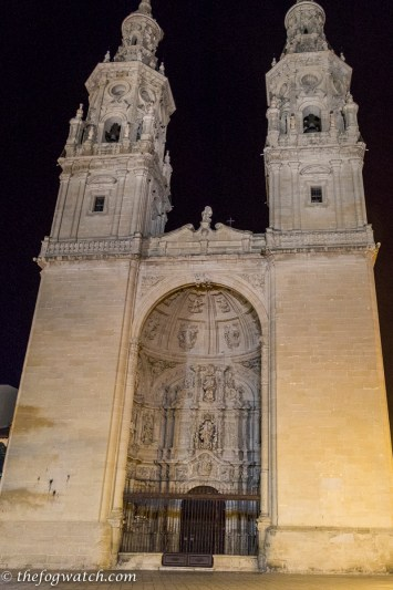 Logroño cathedral