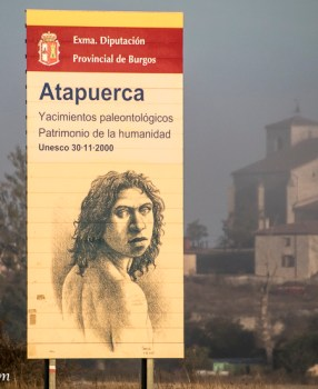 Atapuerca and on to Burgos