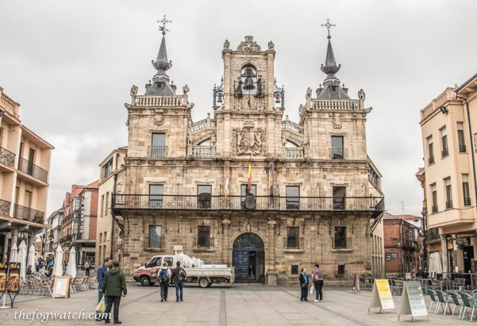 Ayumiento at Astorga