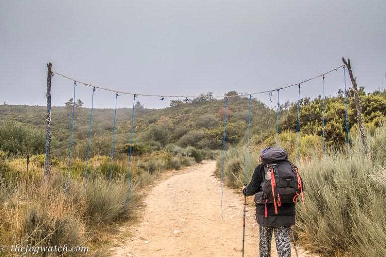 Path to Cruz de Ferro
