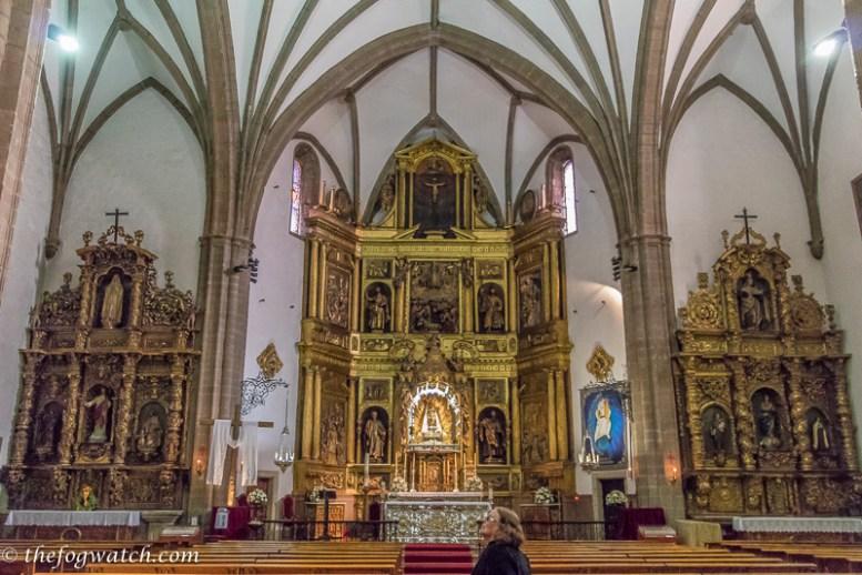 Basilica de la Encina, Ponferrada