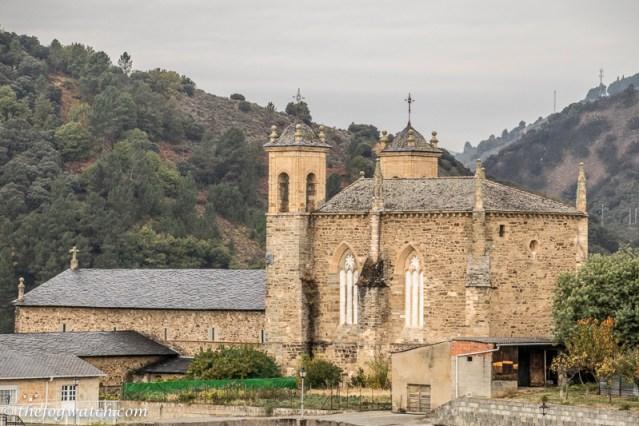Church at Villafranca del Bierzo