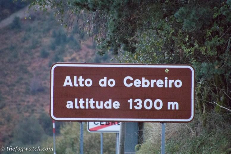 alto do Cebriero