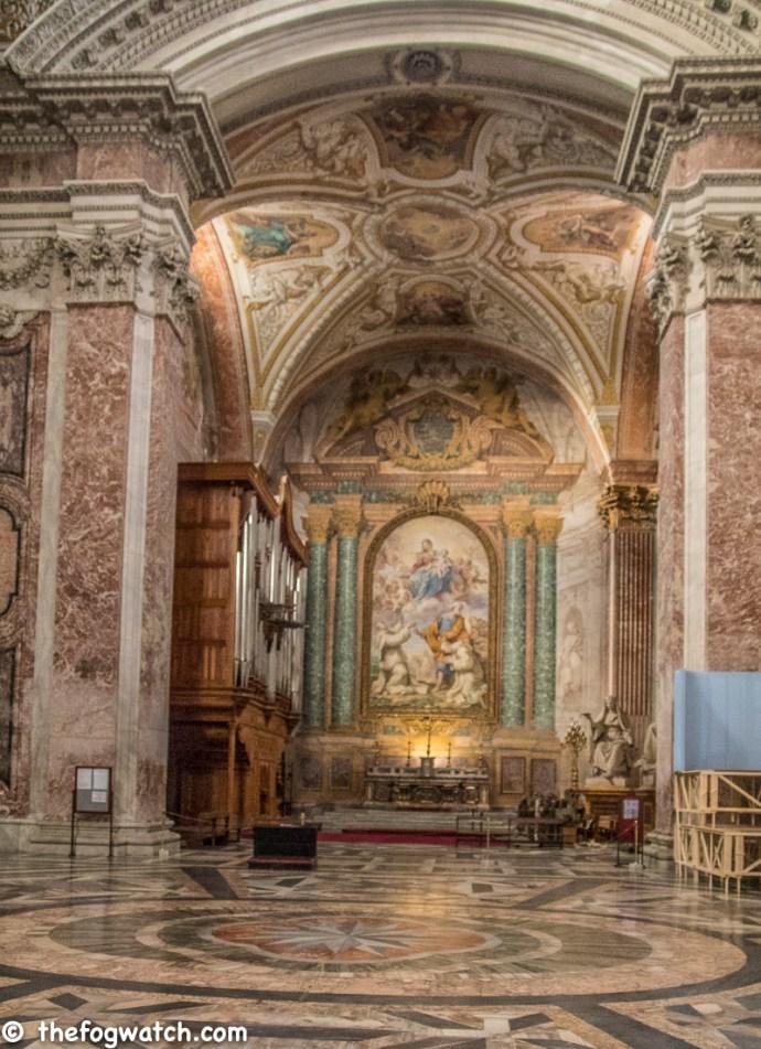 Basilica of Santa Maria degli Angeli