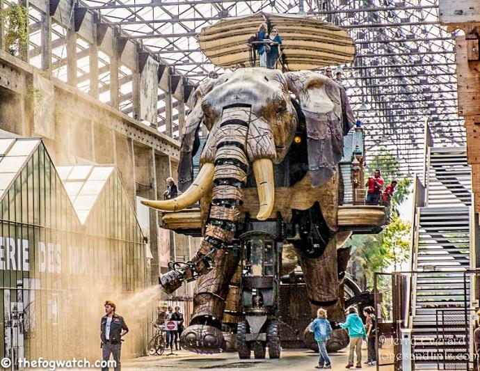 Les Machines de l'Isle, Nantes