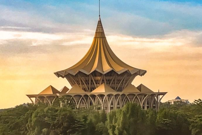 Legislative Assembly Building, Kuching