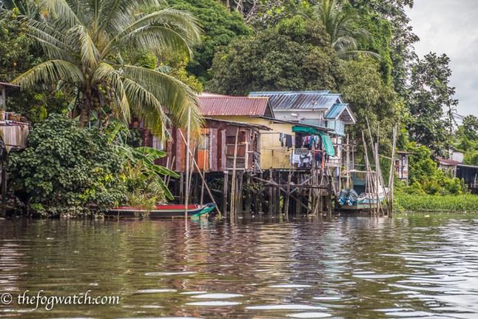 fishing village kuching