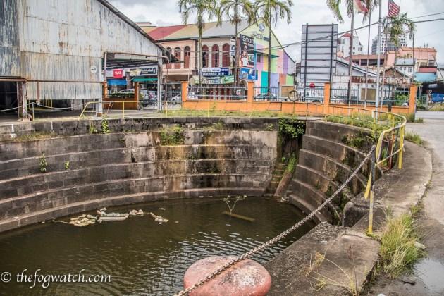 Brooke Dockyard, Kuching