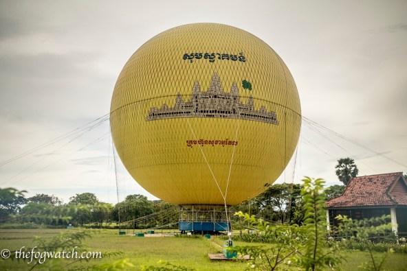Angkor balloon
