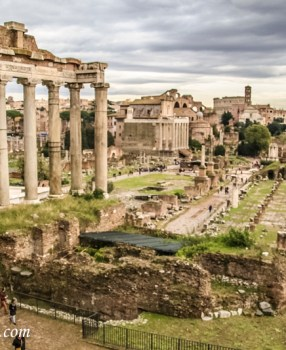 The Roman Forum at a Glance