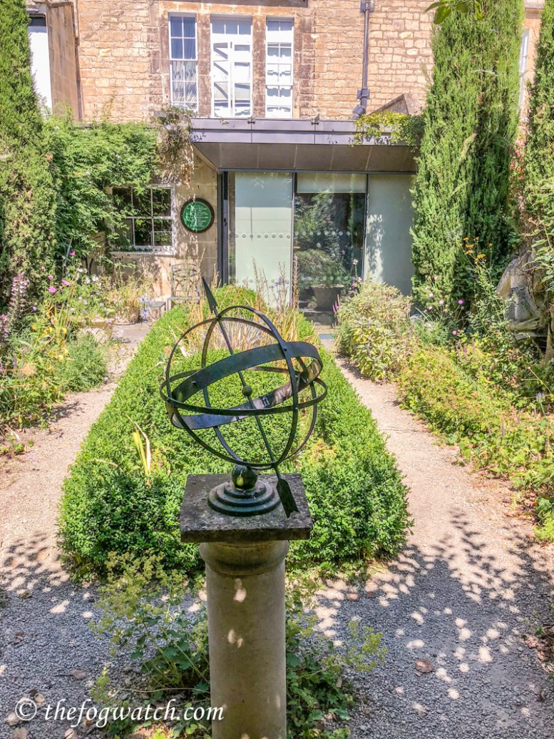 Herschel's garden