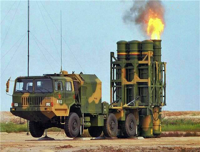 Pakistan air force air defence system