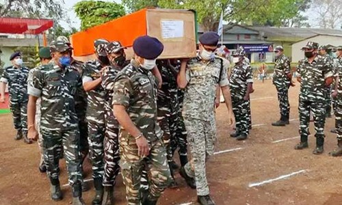 23 Indian soldiers killed, 31 wounded in Maoist militant attack
