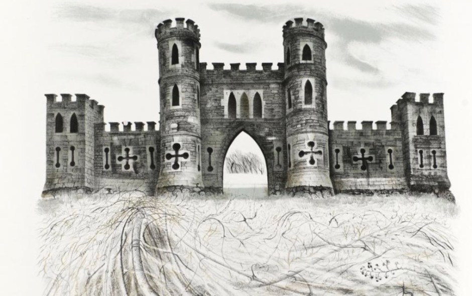 Ralph Allen's Sham Castle and Monument, Bath, Bath and North East Somerset