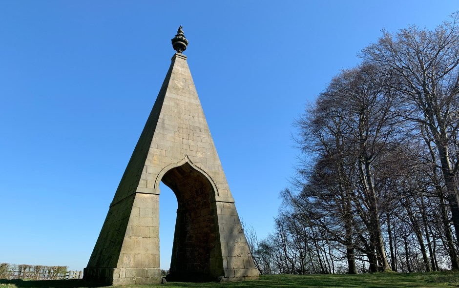 Wentworth Woodhouse Follies and Monuments, Wentworth, South Yorkshire
