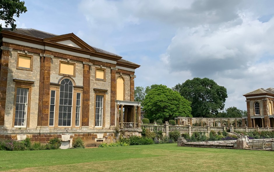 An Air of Detachment: Stoke Park, Northamptonshire and Mistley, Essex.
